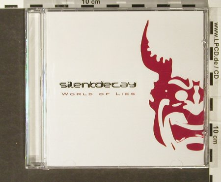 Silentdecay: World of Lies, FS-New, Atom Symphony Rec.(), D, 2005 - CD - 93801 - 11,50 Euro
