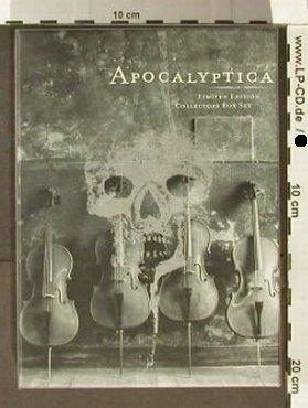 Apocalyptica: The Collector's Box, Lim.Ed.+DVD, Motor(), , 2003 - 2CD - 94096 - 20,00 Euro