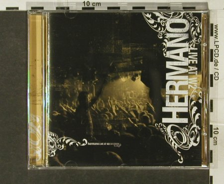 Hermano: Live at W2, Suburban(), , 2005 - CD - 94144 - 10,00 Euro