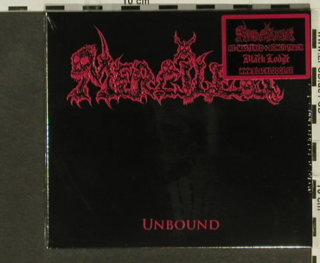 Merciless: Unbound, Digi, FS-New, Black Lodge(), , 2006 - CD - 94534 - 10,00 Euro