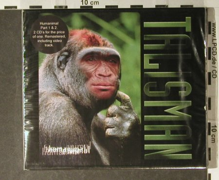 Talisman: Humanimal Part 1 & 2, GMR(), , 2004 - 2CD - 94918 - 12,50 Euro