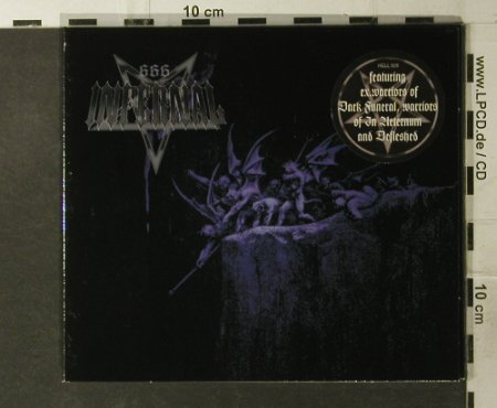 Infernal: Requiem+3,Digi, Hellspawn(HELL005), , 2004 - CD5inch - 95073 - 5,00 Euro