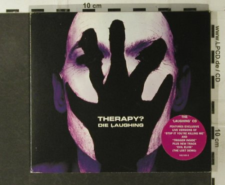 Therapy?: Die Laughing+3, Digi, AM(580 589-2), EU, 1994 - CD5inch - 95105 - 5,00 Euro
