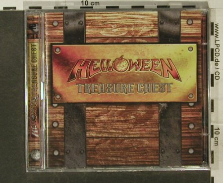 Helloween: Treasure Chest, FS-New, Sanctuary(MISDD015), UK, 2002 - 2CD - 95229 - 10,00 Euro