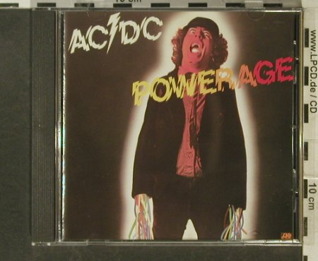 AC/DC: Powerage, Atlantic(), D, 1978 - CD - 95515 - 10,00 Euro