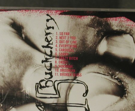 Buckcherry: 15, 11-7 Recordings(), EU, 2006 - CD - 95545 - 10,00 Euro