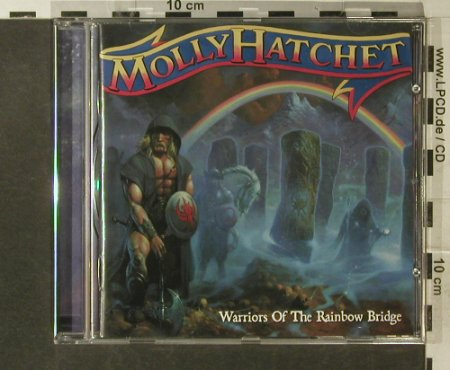 Molly Hatchet: Warriors Of The Rainbow Bridge, Steamhammer(085-70392), D, 2005 - CD - 95586 - 10,00 Euro