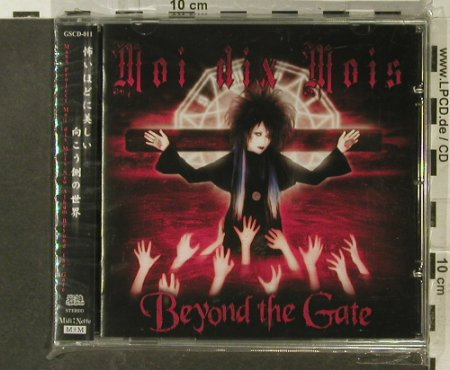 Moi Dix Mois: Beyond The Gate, Midi:Nette Co.Ltd.(GSCD 011), EU, 2006 - CD - 95605 - 10,00 Euro