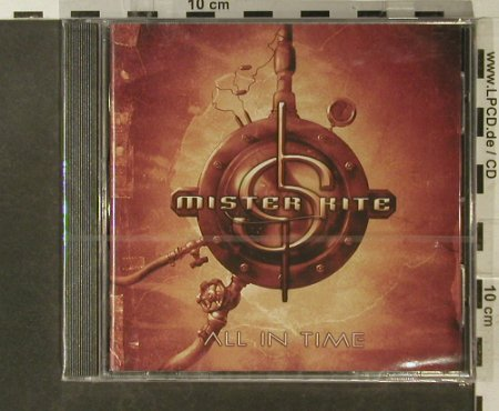 Mister Kite: All In Time, FS-New, Lion Music(LMC2201 2), EU, 2002 - CD - 95622 - 5,00 Euro