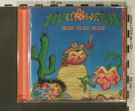 Helloween: The Best-The Rest-The Rare'98, Noise(NO1762), D, 2003 - CD - 95661 - 10,00 Euro