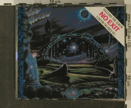 Fates Warning: Awaken The Guardian(86), Metal Blade(CDZORRO39), F, 1992 - 2CD - 95717 - 11,50 Euro