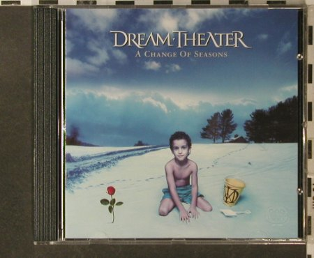 Dream Theater: A Change Of Seasons, EW(), D, 1995 - CD - 95734 - 7,50 Euro