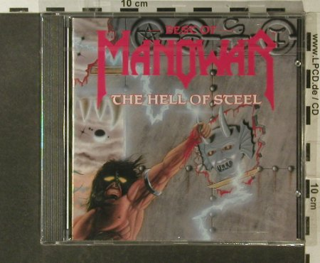 Manowar: The Hell Of Steel-Best Of, FS-New, Atlantic(7567-80579-2), D, 1994 - CD - 95761 - 10,00 Euro