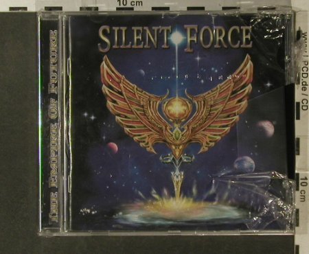 Silent Force: The Empire Of Future, FS-New, Massacre(MAS CD0249), D, 2000 - CD - 95868 - 7,50 Euro