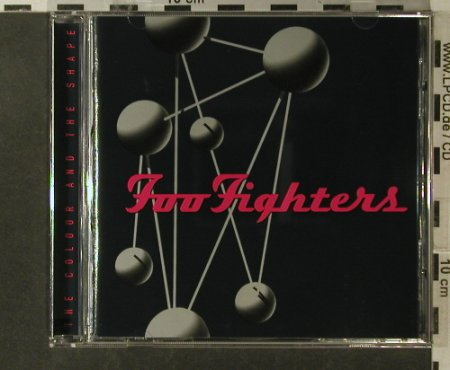 Foo Fighters: The Color & The Shape, Roswell(8 55832 2), NL, 1997 - CD - 95875 - 10,00 Euro