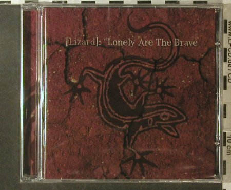 Lizard: Lonely Are The Brave, FS-New, Art Beat(30152), EU, 2003 - CD - 95941 - 10,00 Euro
