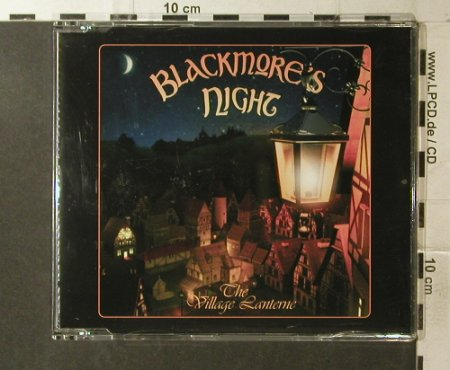 Blackmore's Night: The Village Lanterne,Promo, 13 Tr., Steamhammer(), , 2006 - CD - 95981 - 10,00 Euro