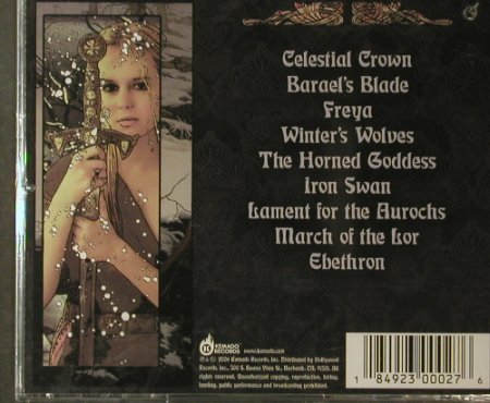 Sword: Age of Winter, FS-New, Kemado(), US, 2006 - CD - 96008 - 12,50 Euro
