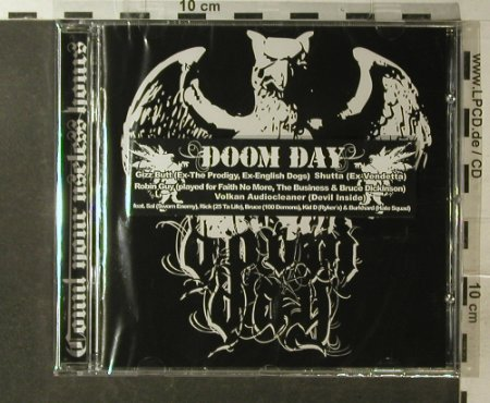 Doom Day: Count Your Usless Hours, FS-New, Swell Creek(), , 2007 - CD - 96073 - 10,00 Euro