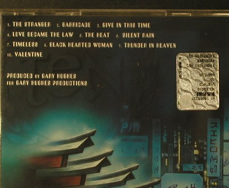 Ten: Babylon, Frontiers(), I, 2000 - CD - 96148 - 7,50 Euro