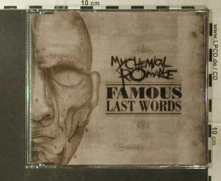 My Chemical Romance: Famous Last Words*2, Promo, Reprise(PRO16161), EU, 2006 - CD5inch - 96191 - 3,00 Euro