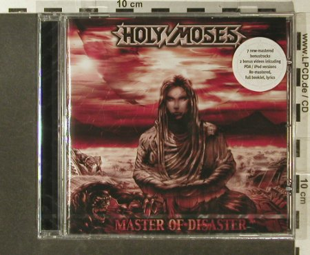 Holy Moses: Master of Disaster, FS-New, Armageddon(), , 2006 - CD - 96287 - 10,00 Euro