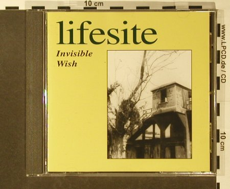 Lifesite: Invisible Wish, New Life Rec.(NLR 03), ,  - CD - 96394 - 10,00 Euro