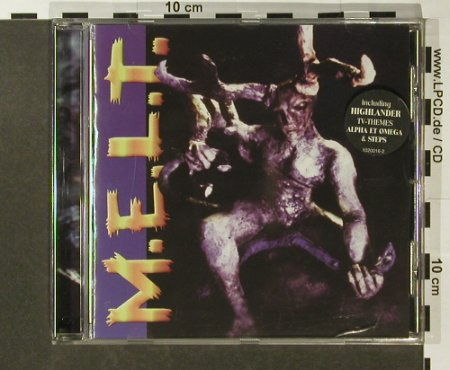 M.E.L.T.: Mother Earth Love Truth, MCG(), D, 1997 - CD - 96469 - 7,50 Euro