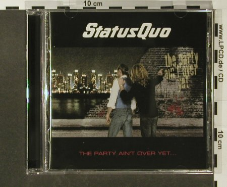 Status Quo: The Party ain't over Yet, FS-New, Sanctuary(SANcd389), UK, 2005 - CD - 96633 - 10,00 Euro