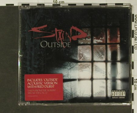 Staind: Outside*2+1+video, Flip(), D, 2001 - CD5inch - 96799 - 4,00 Euro