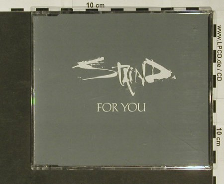 Staind: For You*2,Promo.2Tr, Flip(PR 02987), D, 2001 - CD5inch - 96801 - 4,00 Euro