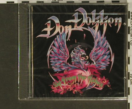 Dokken,Don: Up From The Ashes, FS-New, Geffen(), D, 1990 - CD - 96893 - 10,00 Euro