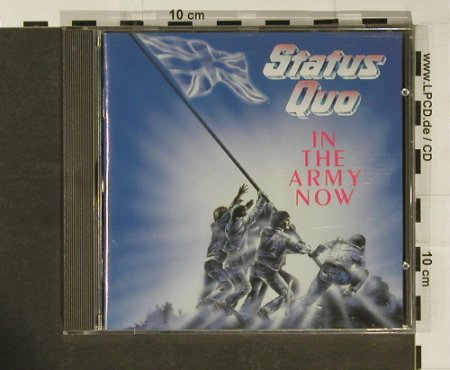 Status Quo: In The Army Now, Vertigo(830 049-2), D, 86 - CD - 97020 - 7,50 Euro