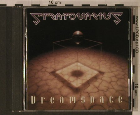 Stratovarius: Dreamspace, Modern Music(TT 0008-2), D, 1994 - CD - 97149 - 7,50 Euro