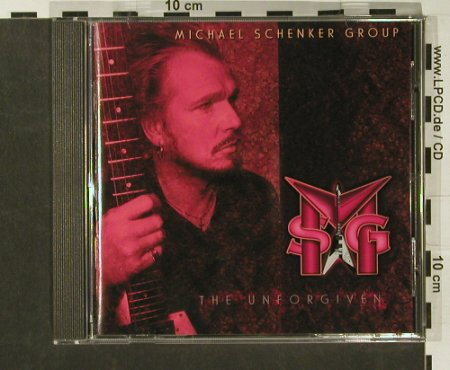 Schenker Group,Michael - MSG: The Unforgiven, 12 Tr., Steamhammer(), D, 1999 - CD - 97157 - 10,00 Euro