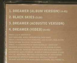 Osbourne,Ozzy: Dreamer*2+1+video, Epic(), , 2002 - CD5inch - 97195 - 4,00 Euro