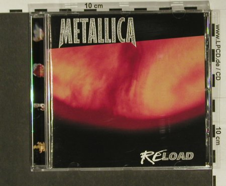 Metallica: Reload, Vertigo(), US, 97 - CD - 97226 - 11,50 Euro