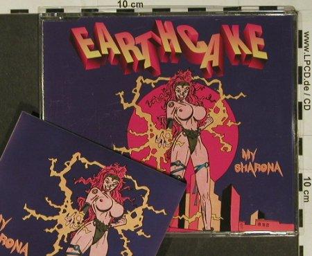 Earthquake: My Sharona*4+1,+Sticker, Polydor(), D, 96 - CD5inch - 97263 - 3,00 Euro