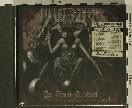 Dimmu Borgir: In Sorte Diaboli, Digi, FS-New, Nucl.Blast(), D, 2007 - CD/DVD - 97265 - 14,00 Euro