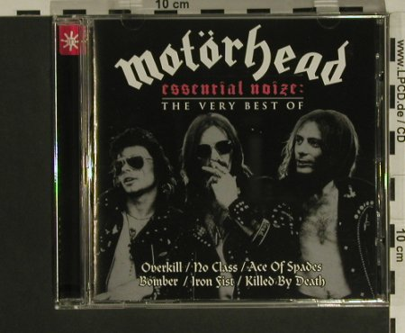 Motörhead: Essential Noize-The Very Best Of, Sanctuary(METRCD 158), EU, 2005 - CD - 97537 - 10,00 Euro