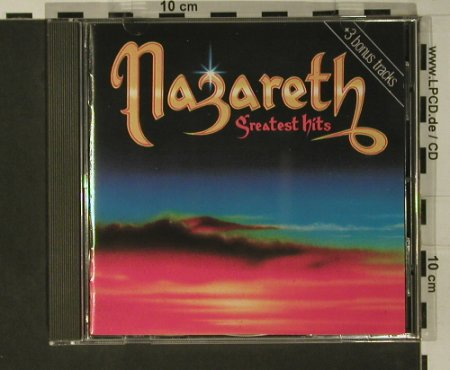 Nazareth: Greatest Hits,12Tr.+3, Vertigo(), D,  - CD - 97789 - 10,00 Euro
