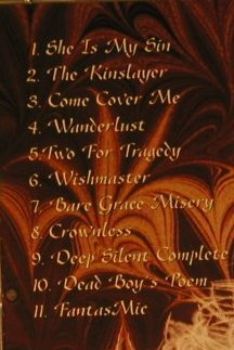 Nightwish: Wishmaster, Drakkar 011(), EEC, 2000 - CD - 97797 - 10,00 Euro