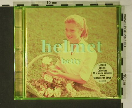 Helmet: Betty, Lim Ed. (Yellow Jewel), Interscope(), D, 1994 - CD - 97835 - 10,00 Euro