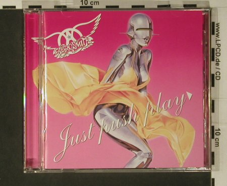 Aerosmith: Just Push Play, Columbia(), A, 2001 - CD - 97854 - 7,50 Euro