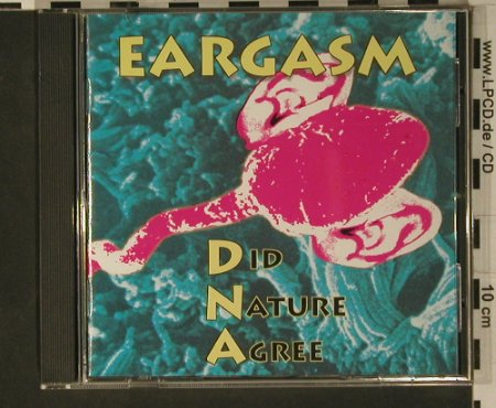 Eargasm: Did Nature Agree, Seagull(), D, 96 - CD - 97950 - 5,00 Euro