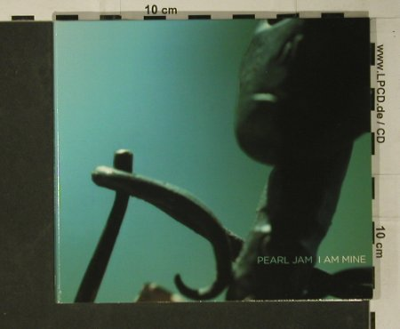 Pearl Jam: I Am Mine,1Tr.Promo,Digi, Sony(SAMPCS 12175), D, 2002 - CD5inch - 97991 - 5,00 Euro