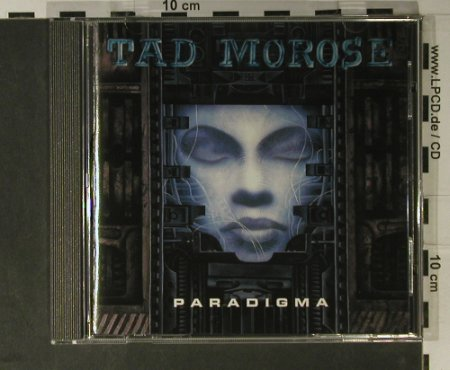 Tad Morose: Paradigma, 5Tr., Black Mark(), D, 95 - CD - 98278 - 7,50 Euro