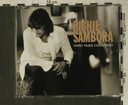 Sambora,Richie: Hard Times Come Easy+3 Live, Mercury(568 503-2), EU, 1998 - CD5inch - 98791 - 3,00 Euro