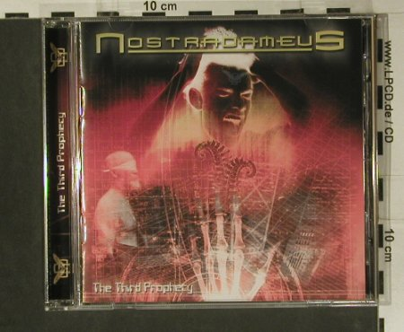 Nostradameus: The Third Prophecy, AFM(), D, co, 02 - CD - 98972 - 5,00 Euro