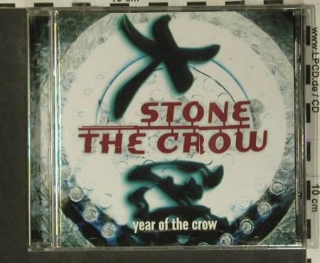 Stone The Crow: Year Of The Crow, Polydor(), EU, 01 - CD - 99068 - 7,50 Euro